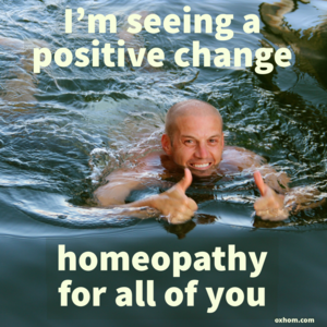 homeopathy worked for me. Neil