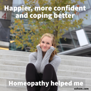 homeopathy worked for me. confident